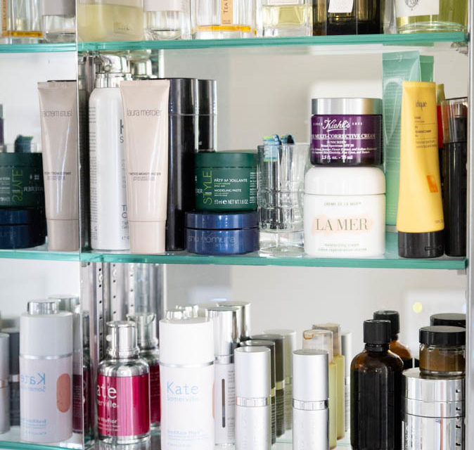 Editing Your Beauty Closet (because your samples have samples)